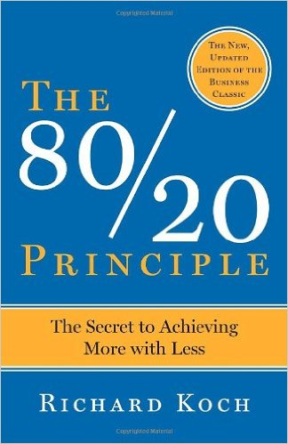 80/20 Principle, Richard Koch