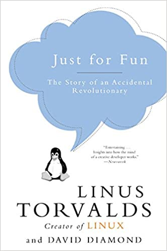 Just for Fun, Linus Torvalds and David Diamond
