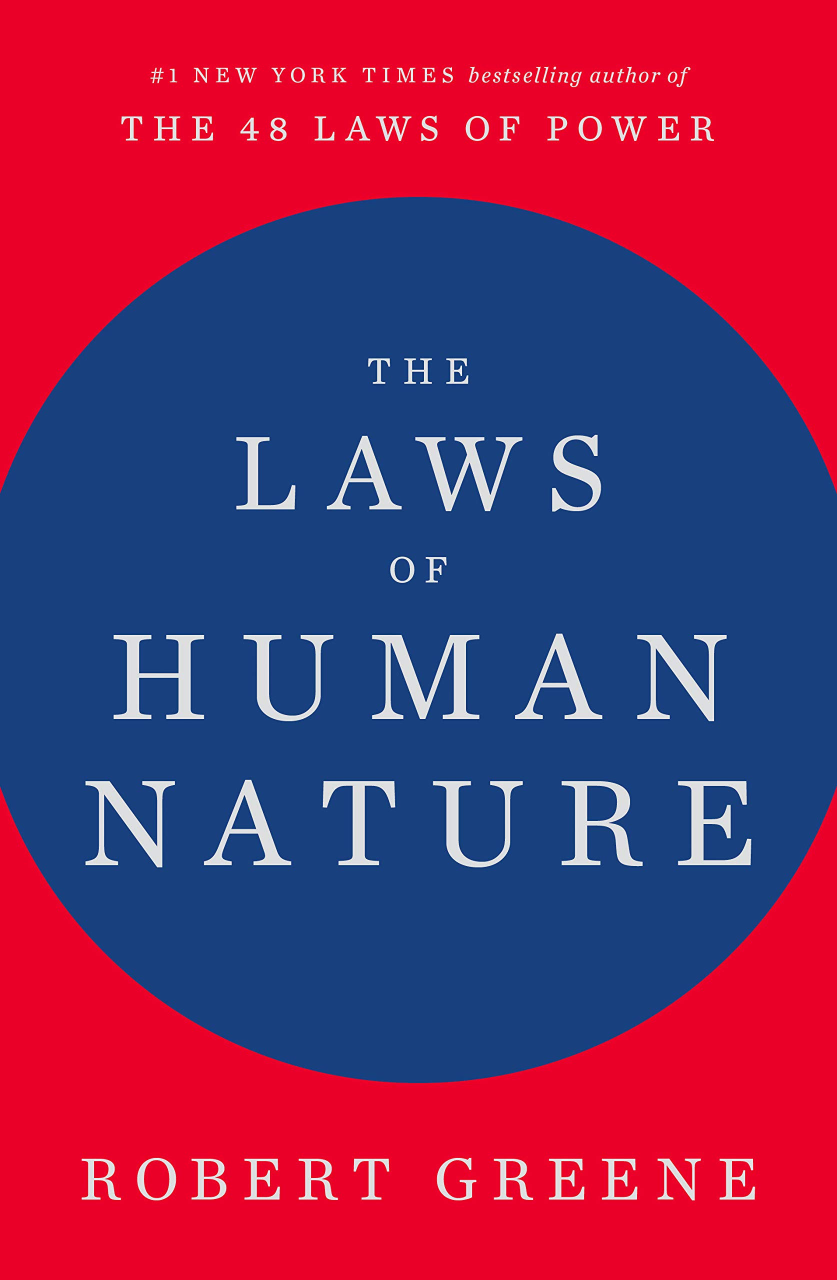 Laws of Human Nature, Robert Greene