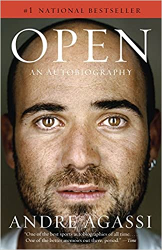 Open, Andre Agassi