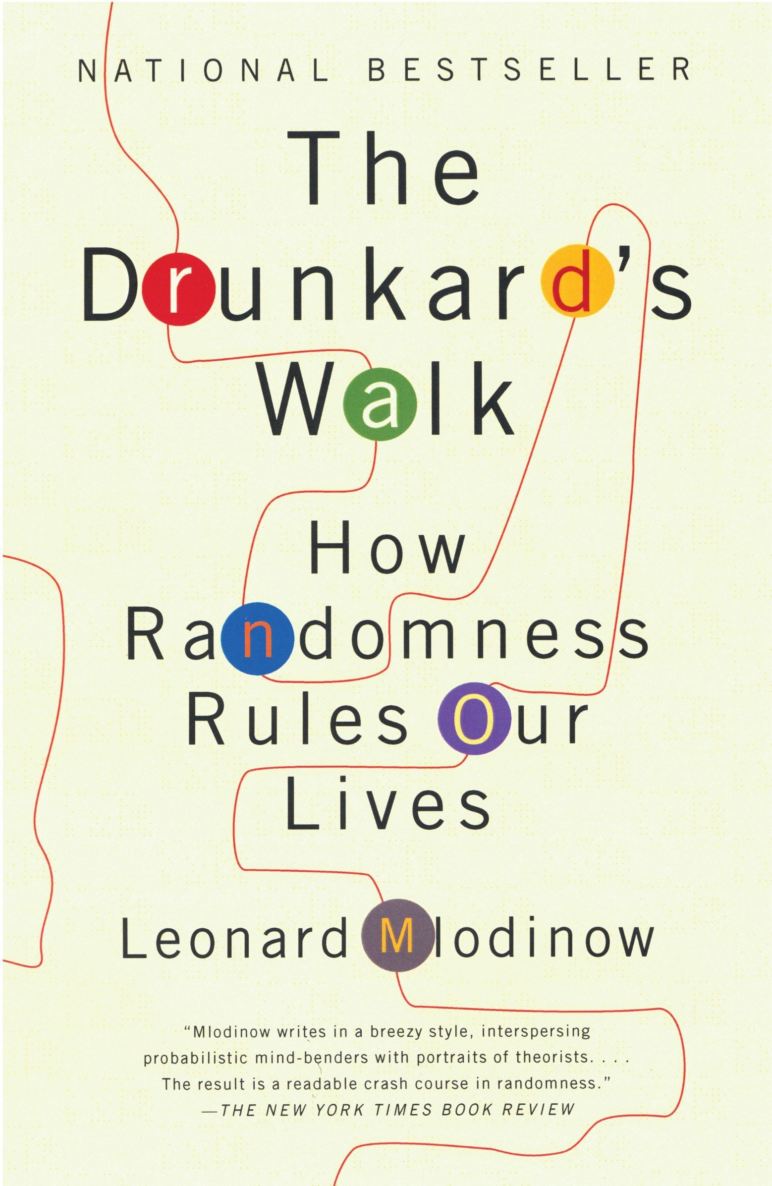 The Drunkard's Walk, Leonard Mlodinow