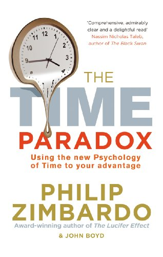 The Time Paradox, Philip Zimbardo